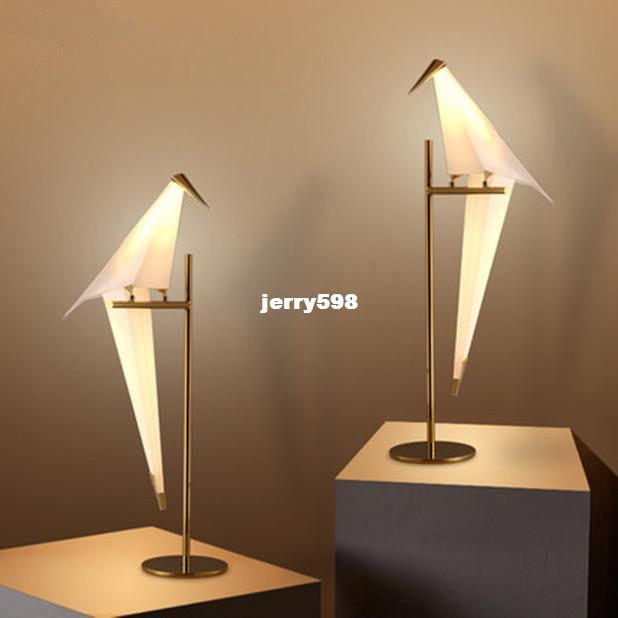 New Modern Led Nordic Origami Table Light Living Room Bedroom Bedside Table  Lamp Retro Pendant Lighting Pulley Pendant Light From Jerry598, $175.35|  Dhgate.