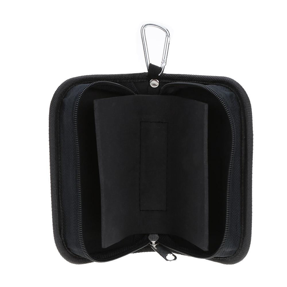 Trulinoya Fishing Bags Bolso profesional resistente al agua de la cuchara de Paillette Bolso grande de la pesca de la capacidad