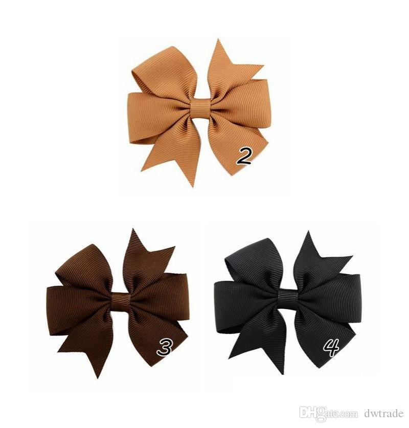 Choos Cute Design Hair Bows Hair Pin for Kids Girls Children Baby Barrettes
