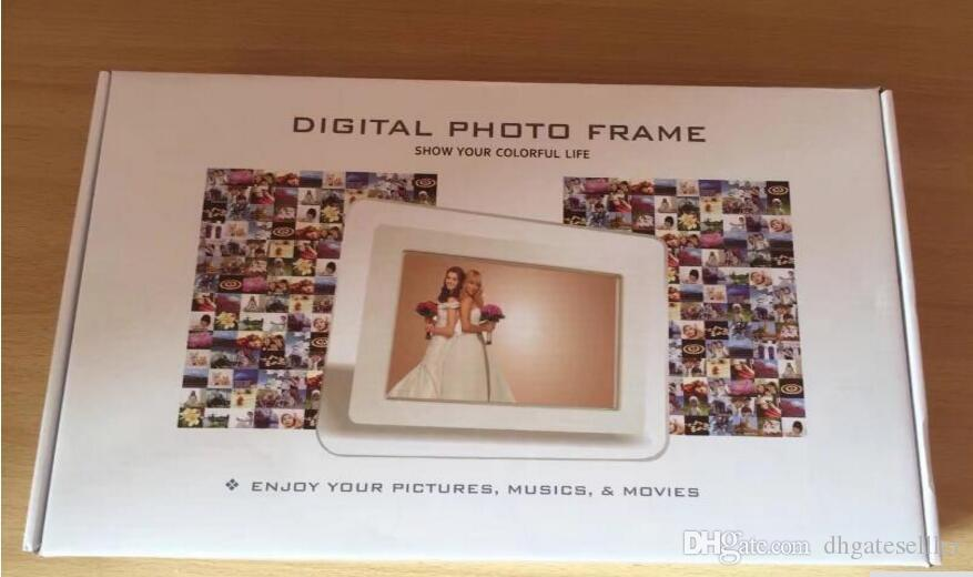 2018 Buy 10 Inch Led Screen Digital Picture Frame From China Factory