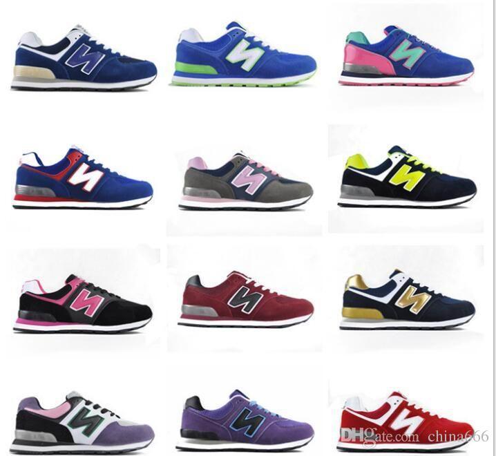 1d1a0beb910d8f Hommes Chaussures Acheter N Unisexes Sport Lettre Hot New xEU1a1S