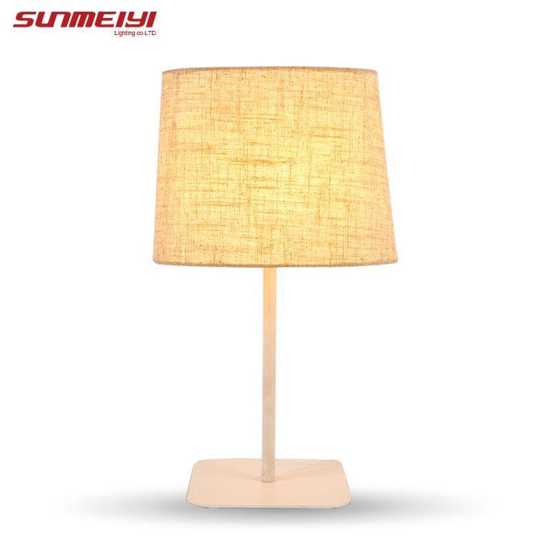 2018 Novelty Modern Bedroom Table Lamps Fashion Reading Desk Lights ...