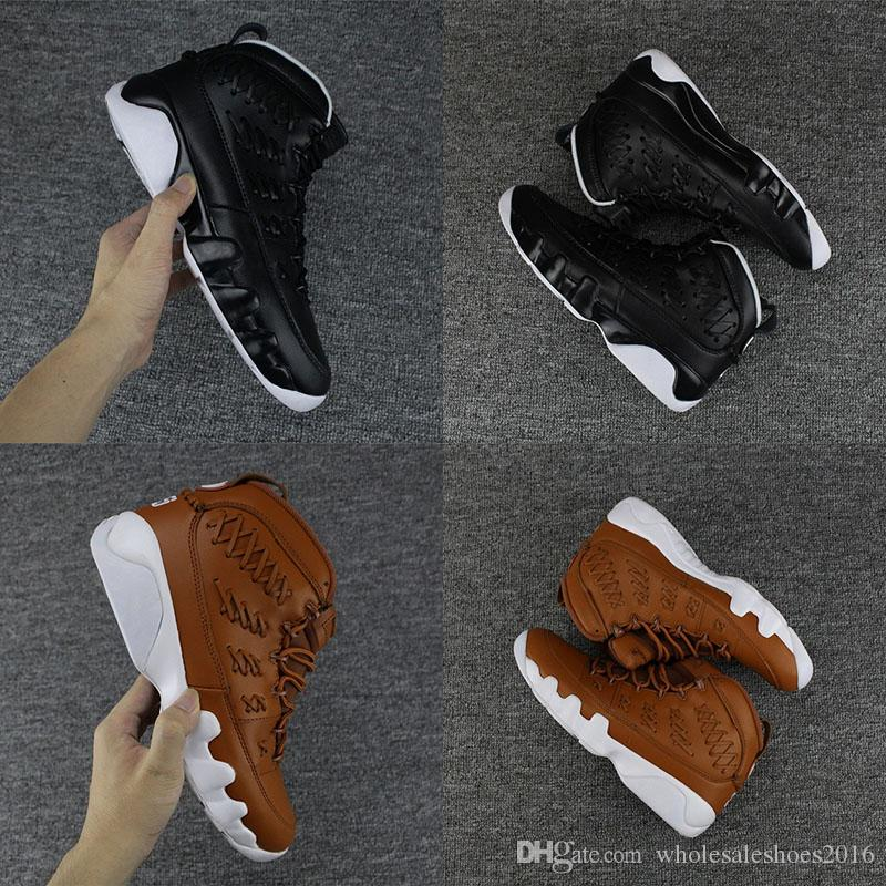 2018 2017 Air Retro 9 Baseball Glove Pack Man Basketball Shoes Number 45 35  Black Retro 9s Brand Men Sport Sneakers Size Us 8 13 From  Wholesaleshoes2016, ...