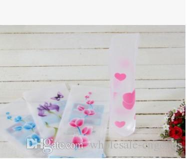 2017 hot sale PVC vase folding vase 12*27CM creative vase