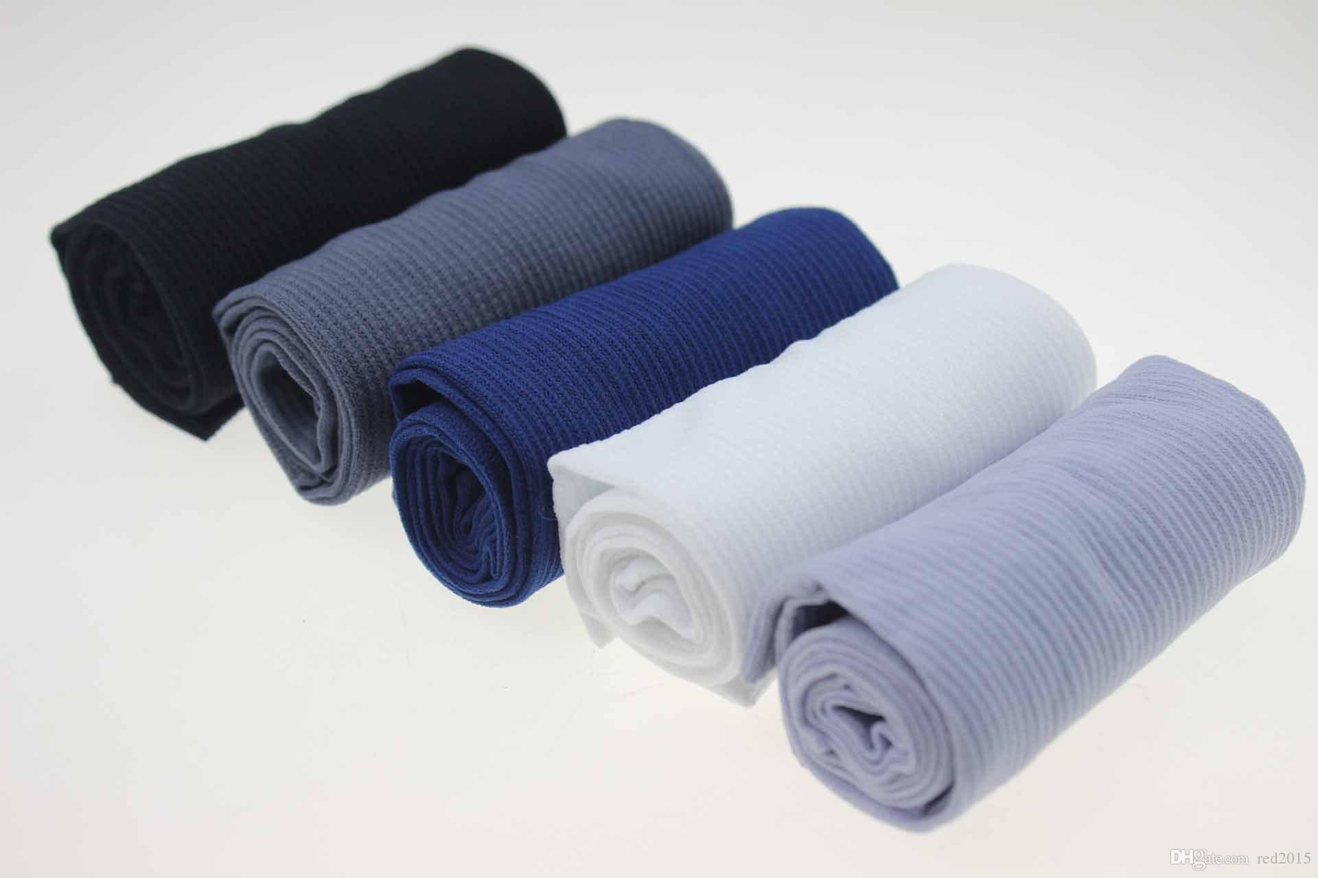 Wholesale-sock long Men stockings ultra-thin bamboo fibre socks .colors black white blue gray