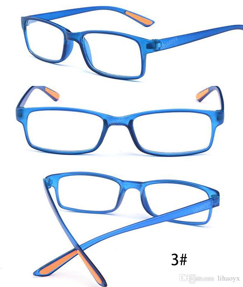 Gros femmes et hommes pas cher mode lecture lunettes de concepteur lunettes grossissement +1,0 +1,5 +2,0 +2,5 +3 +3,5 +4,0 D031
