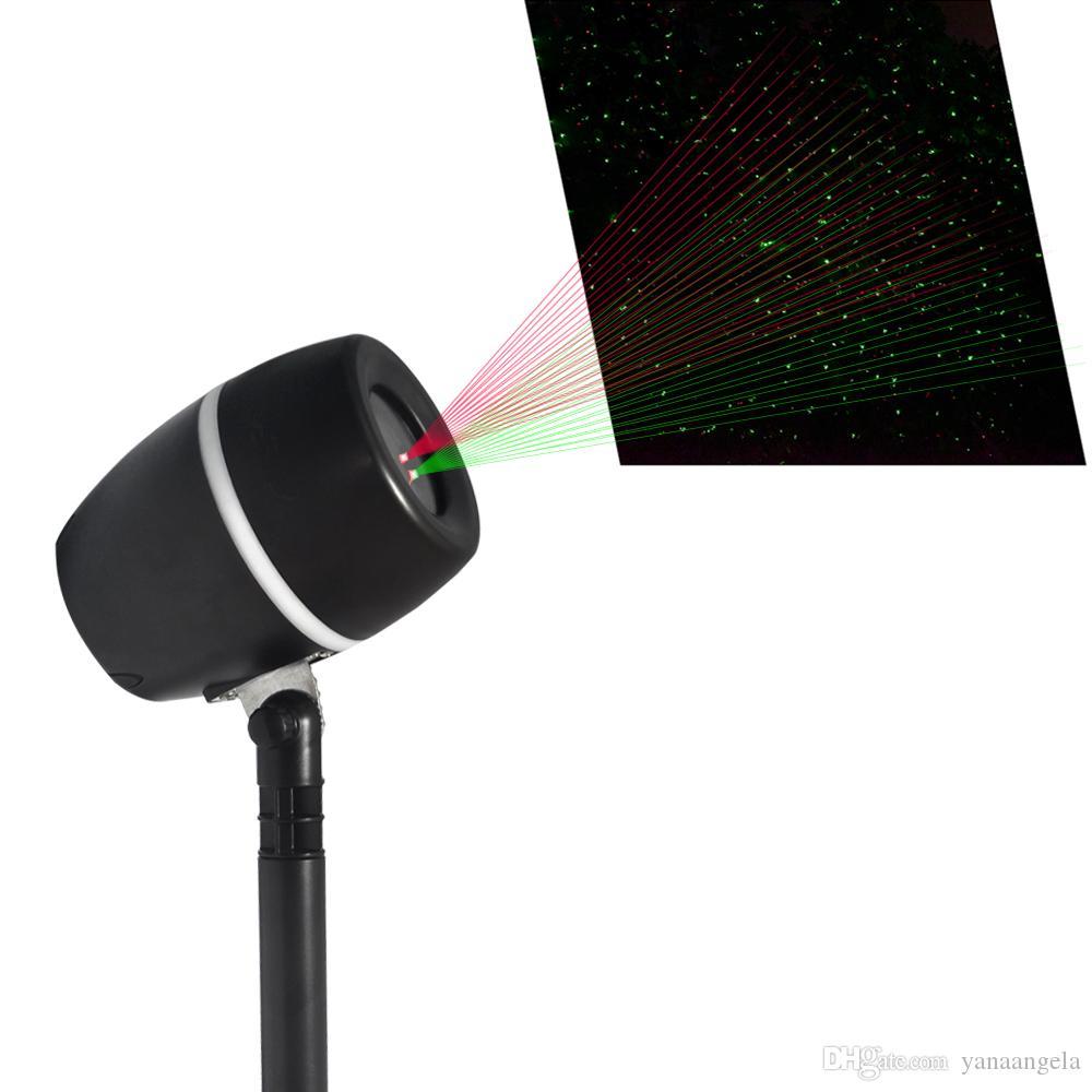 2018 Westdeer Waterproof Outdoor Laser Christmas Lights Projector ...
