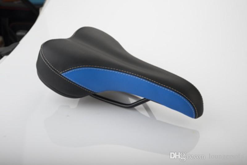 Велосипед подушка унисекс скутер горный велосипед сиденье сумка удобный прочный седло красочные части высокое качество дышащий Новый 18 99aq F