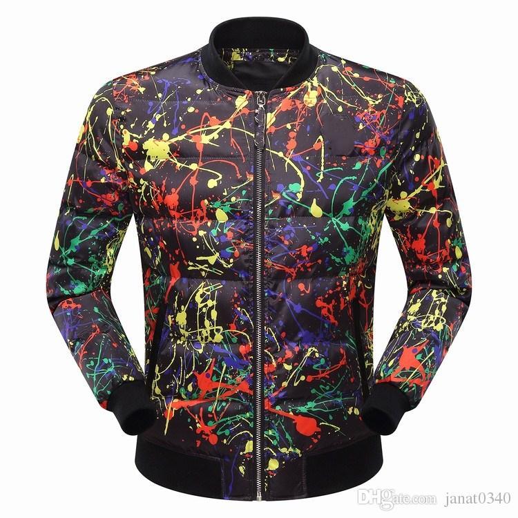 Fashion Jacket 2017 New Sale Men'S Winter Jacket Men Outerwear ...