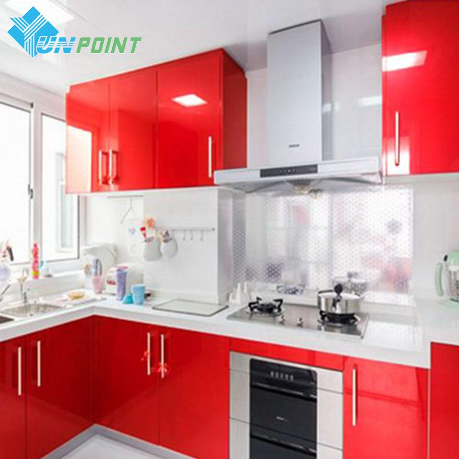 Wholesale 300*60cm Glossy Paint Furniture Stickers Removable Vinyl ...