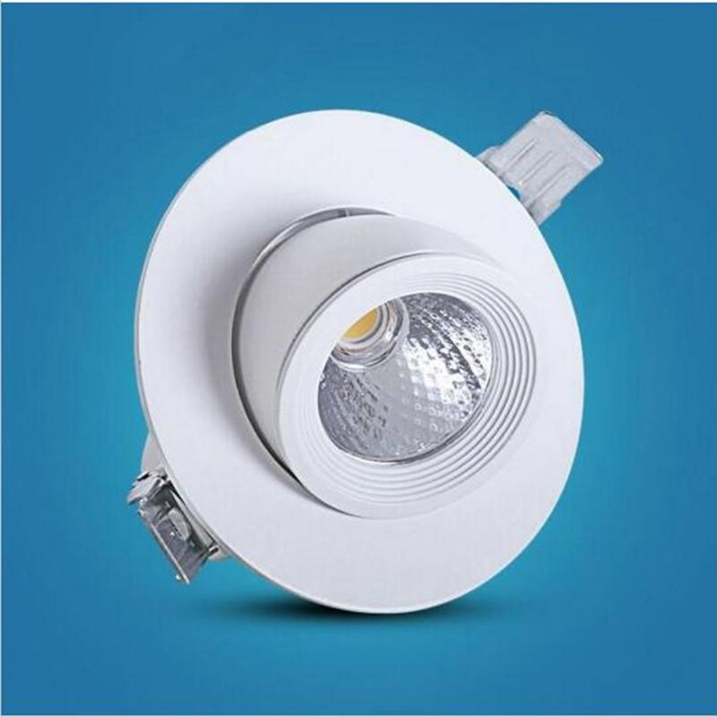 Rotate 360 degrees dimmable recessed led downlight cob 12w 15w 20w rotate 360 degrees dimmable recessed led downlight cob 12w 15w 20w 30w led spot light led ceiling lamp ac110v 220v led light bulbs for cars cree led light mozeypictures Choice Image