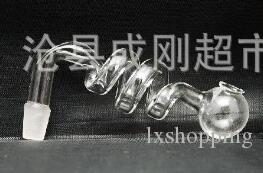 Assadeira em forma de vidro espiral