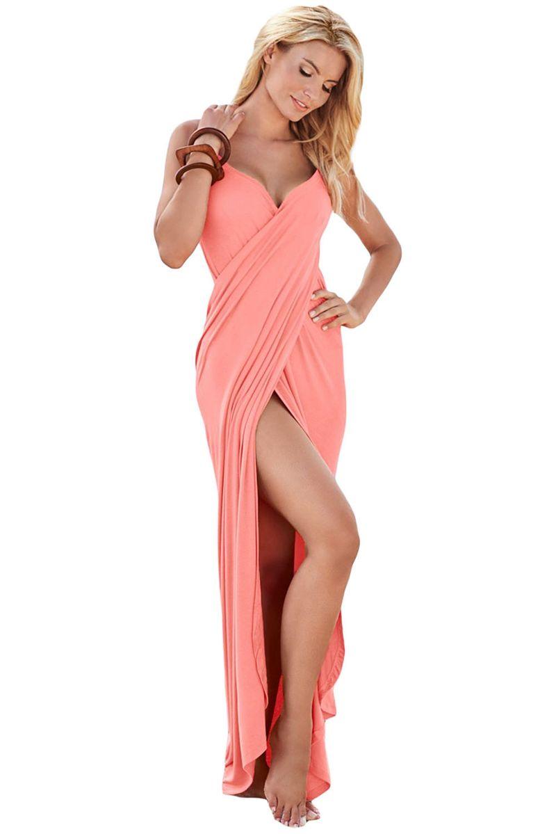 Compre Vestido De Verano 2017 Sexy Diosa Griega Correa De Espagueti ...