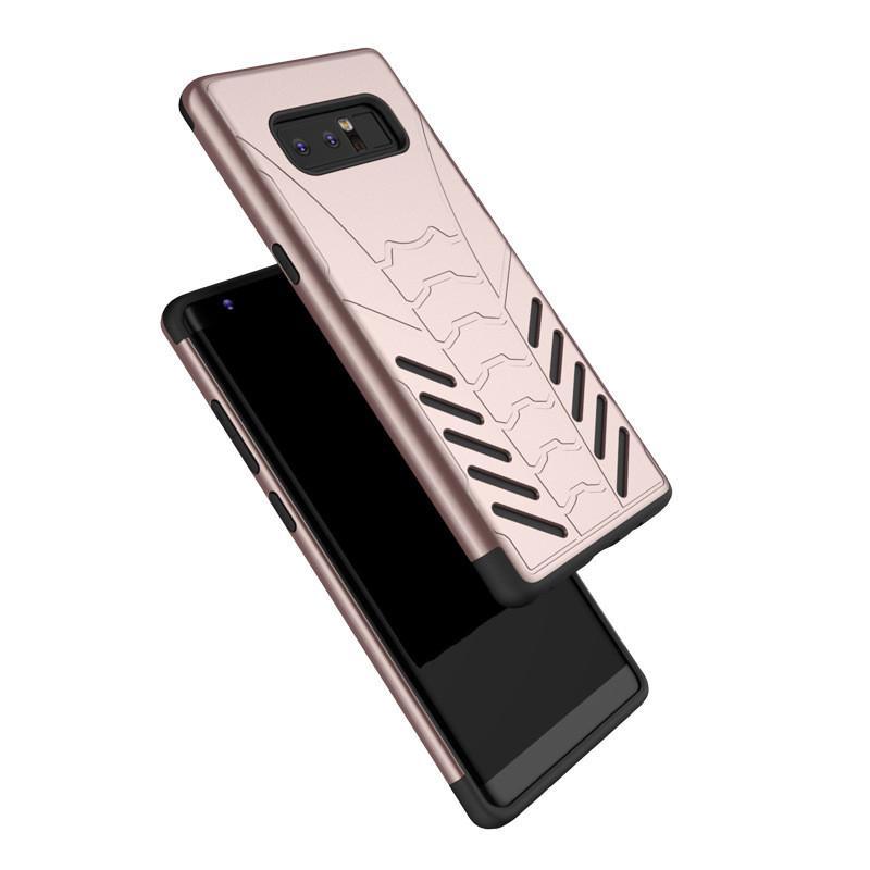 Custodia antiurto cellulare antiurto in TPU PC ibrido 2 in 1 Custodia antiurto iPhone X XS Max Xr 8 7 6 6S Plus 5 5S SE Samsung S8 S7 Plus Edge