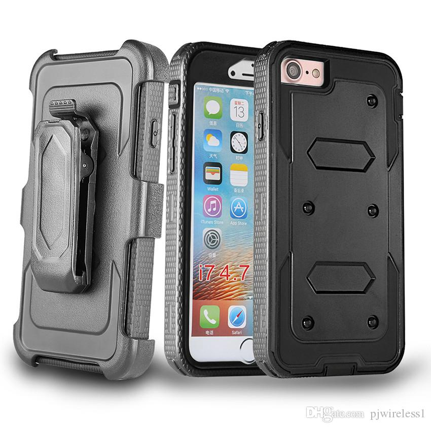For Samsung galaxy ON5 G550 J7 PRIME ON7 2016 J5 PRIME ON5 2016 Hybrid Armor phone Case Holster Combo Shockproof cover Belt clip