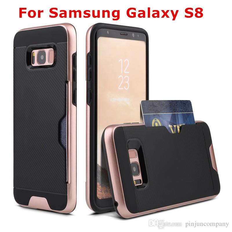 For iphone 7G 7PLUS For Samsung S8 S8 PLUS J7 prime j2 prime G530 TPU+PC Armor case Rubber Football Skin Hard Back cover