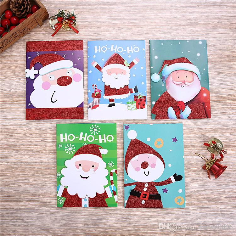 Creative High End Stereo Christmas Greeting Cards Seventy Percent ...