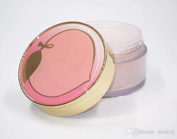 Pre-sale peach perfect mattifying loose setting powder infused with peach and sweet fig cream 35g 1.23 oz.