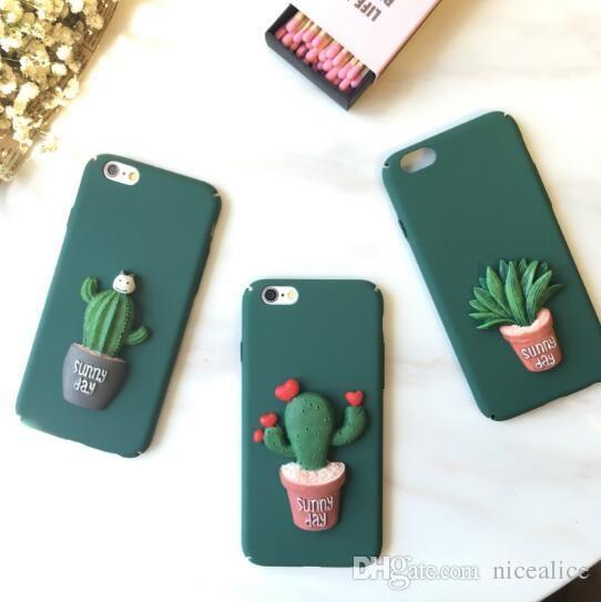 custodia iphone 7 plus cactus