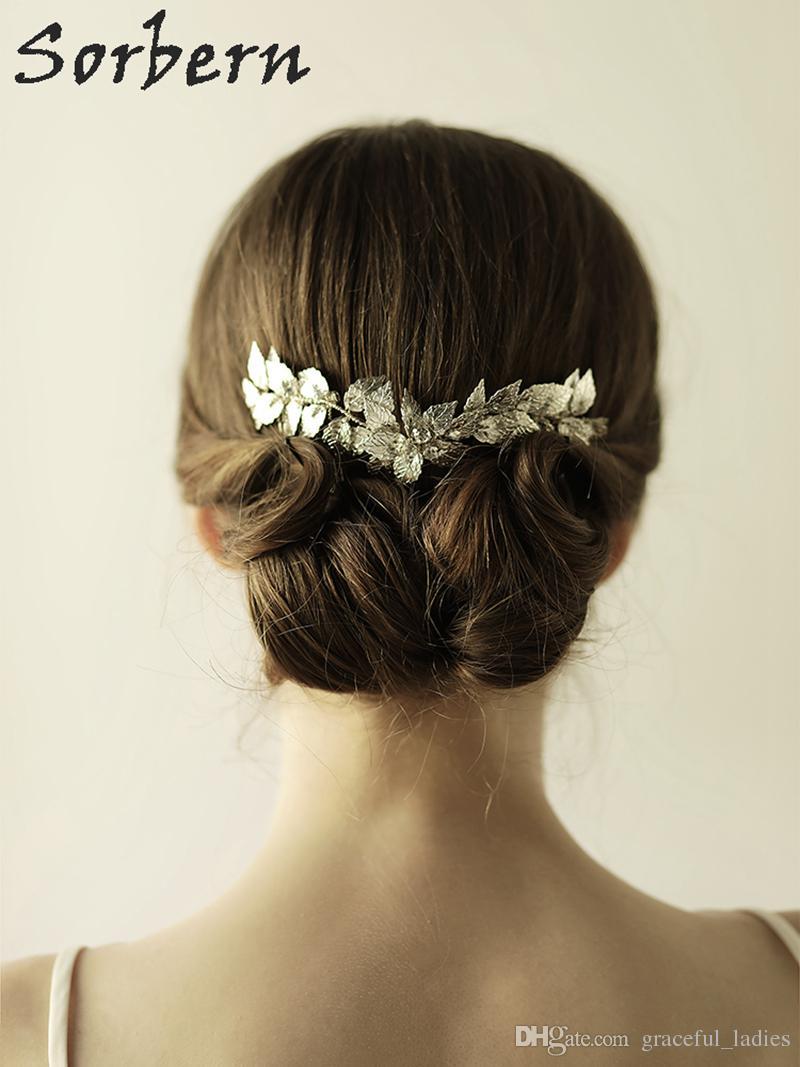 Sorbern Kore Tarzı Gelin Başkanı Kadın Firkete Kadın Rhinestone Güzel Çiçek Saç Tarak Tiara Gelin Saç Düğün Aksesuarları