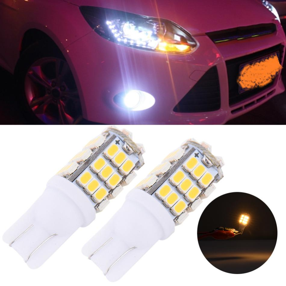 Dc12v 4.2w White Led Width Lamp Driving Lamp Car Led Lights Car ...