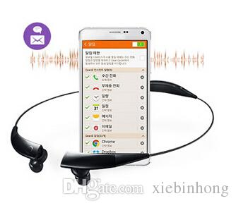 SM-R130 Sport Bluetooth Headset handfree Neckband Stereo Headphone for Samsung iPhone Cell Phones great quality fast shipping