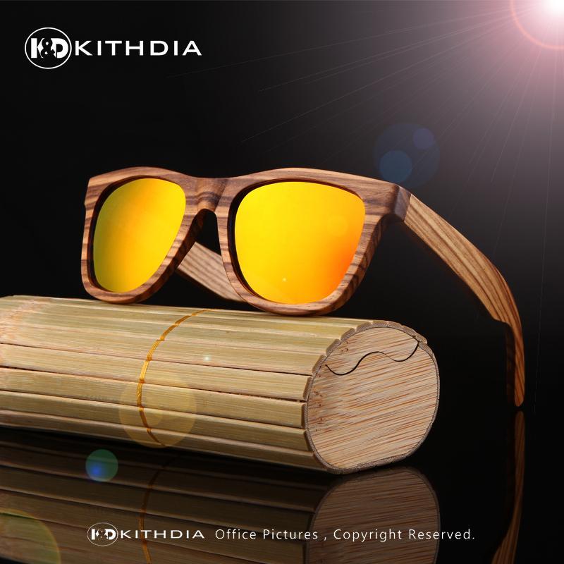 6eba1acd18a Wholesale 2017 Men Wood Sunglasses Women Retro Vintage Polarized Zebra Wooden  Glasses Bamboo Oculos De Sol Big Square UV Protuction Sunglasses Case ...