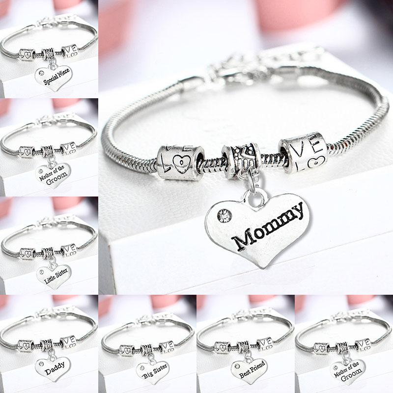 personalized birth birthdate date il baby mom zoom birthday bracelet moms s listing