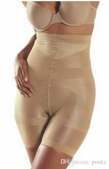 2017 California Beauty Slim Lift Extreme Body Shaper Body Shaping Garment slimming pants suit OPP bag package