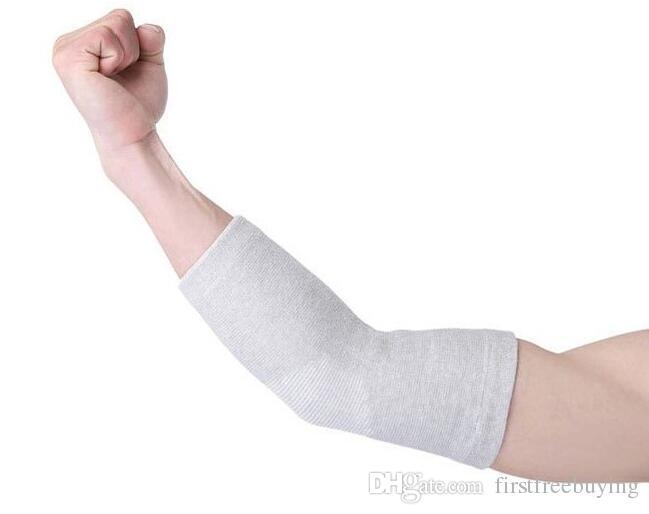 1 Шт. / Лот Локоть Плюс Столкновение Высокая Эластичная Баскетбольная Рука Профессиональный Спортивный Защитный Механизм Теплые Рукава