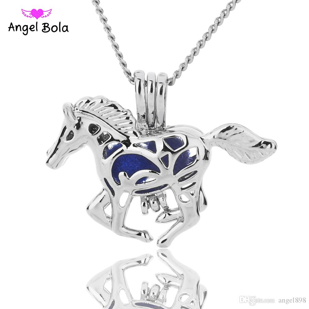 Pegasus unicorn pearl cage wish pearl pendant necklace harmony pegasus unicorn pearl cage wish pearl pendant necklace harmony ball necklace angel bola pearl pendant necklace pearl necklace pendant online with aloadofball Images