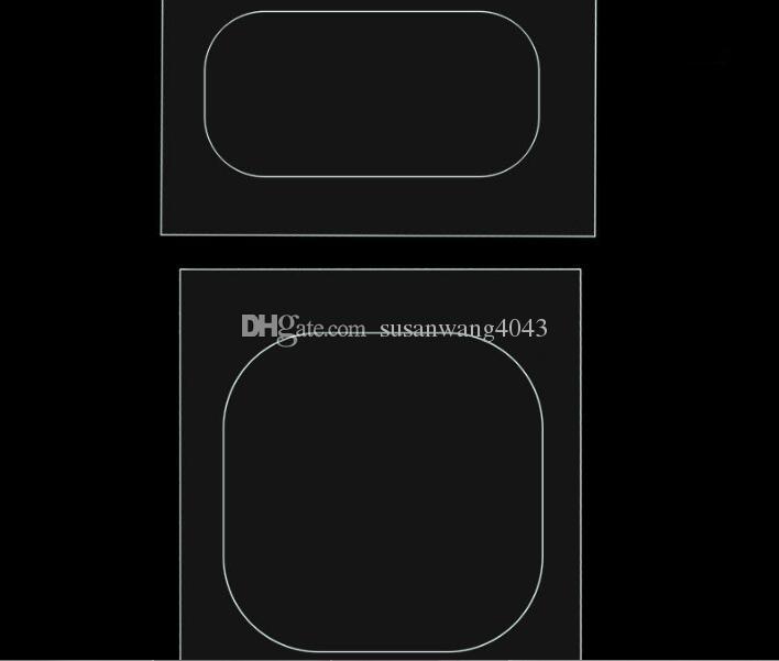 teléfono lente de la cámara trasera protector de pantalla HD para S7 S6 borde A5 A9 lente de vidrio cámara trasera Protector Película DHL libre BFM007