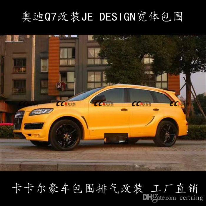 Audi Q7 Price Used: 2019 JE Body Kit For Audi Q7 Fenders+Wheel Eyebrows+Side