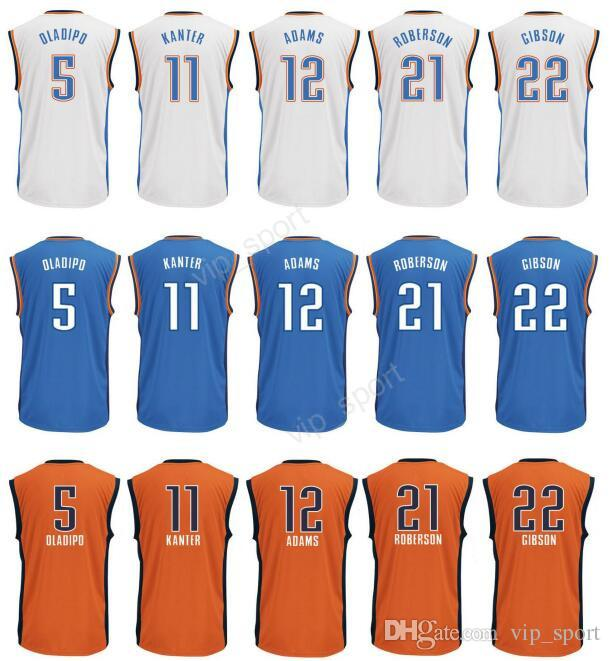 new style 1a69f 1cd78 21 andre roberson jersey wedding