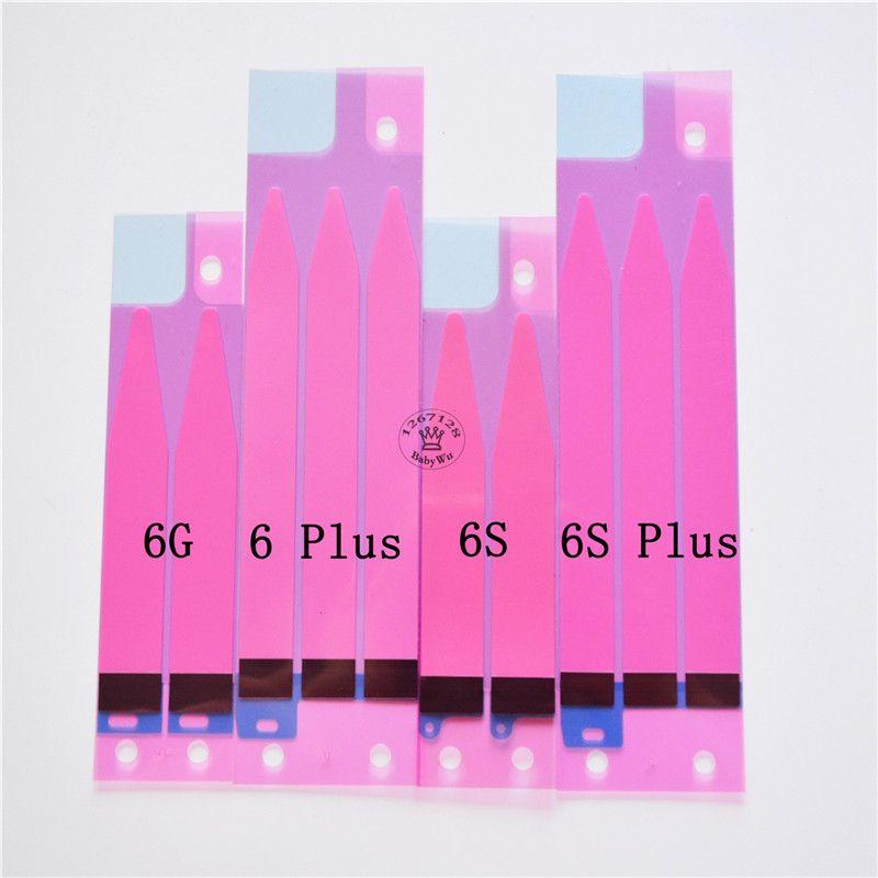 Antistatischer Batterie-Klebestreifen-Aufkleber-Klebeband-Kleber-Umbau für iPhone 4 4s 5s 5s 5c 6 Plus 6s Plus