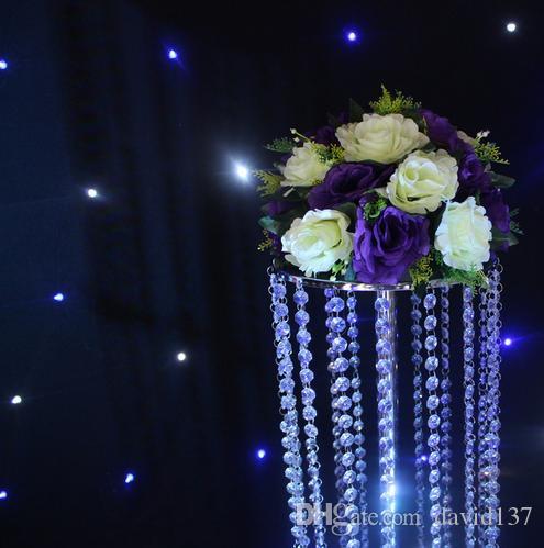 H Pilier de mariage de haute qualité pour le mariage, la maison et la décoration de fête