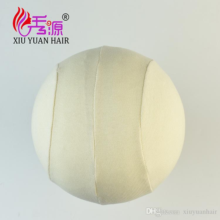 Canvas Block Schaufensterpuppe Kopf Kork Oberfläche Nadel in Canvas Kopf für Perücke Dispaly Schwarz und Beige Haarverlängerung Werkzeuge