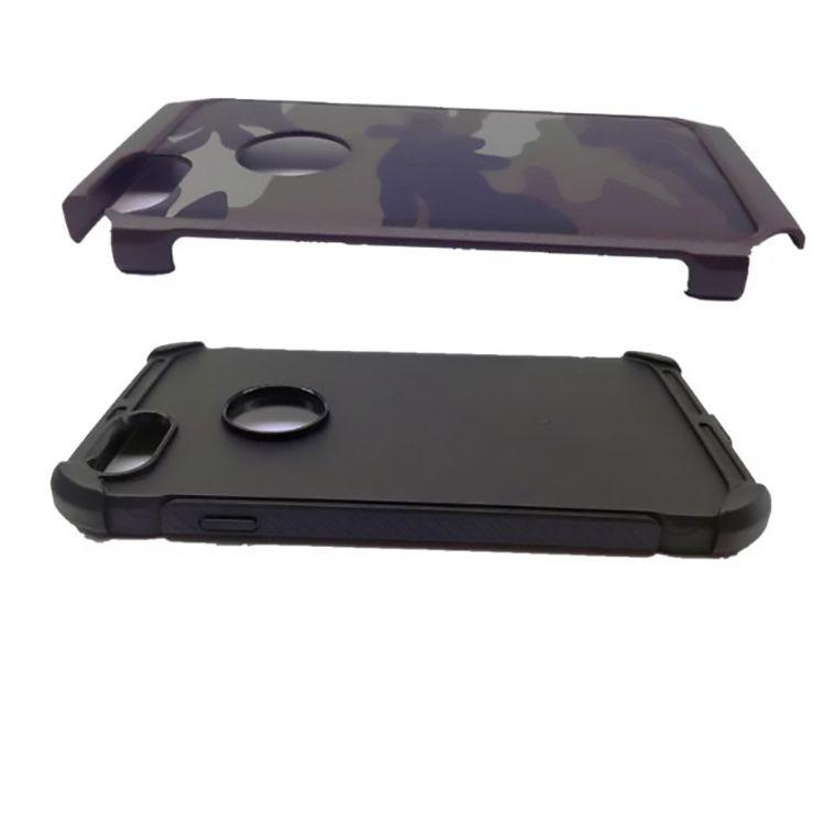2019 Камуфляж PC + ТПУ Смартфон Чехол Задняя Крышка Для Xiaomi Huawei LG Ipad Asus OPPO Vivo С розничной упаковке