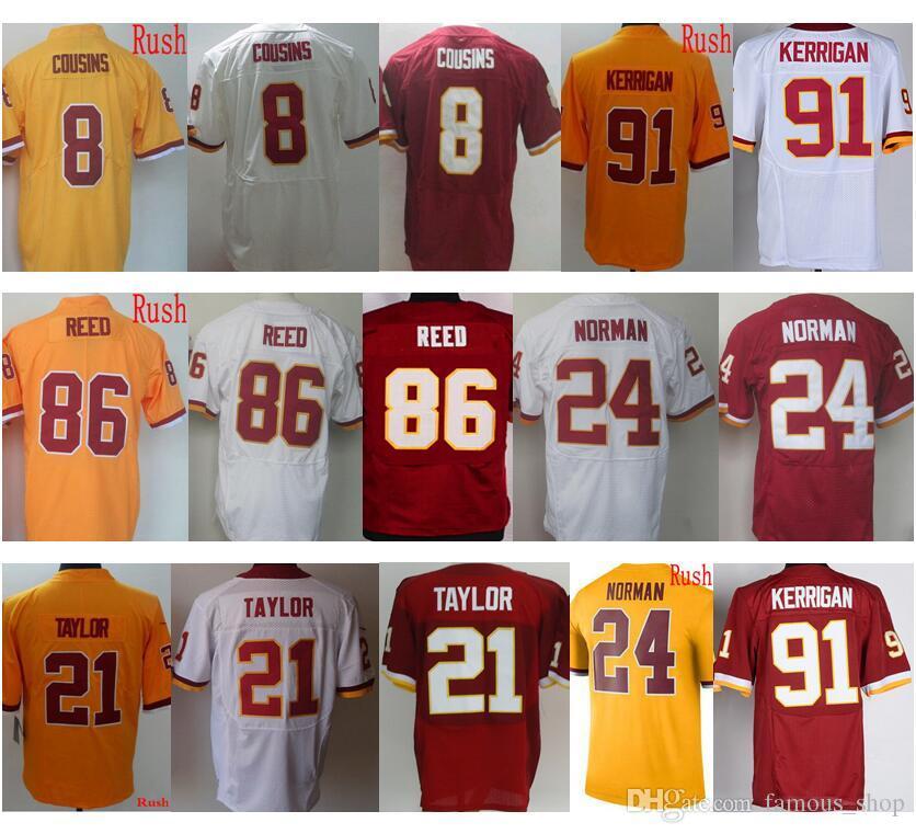 online store 7f65c 0f30c 91 ryan kerrigan jersey usa