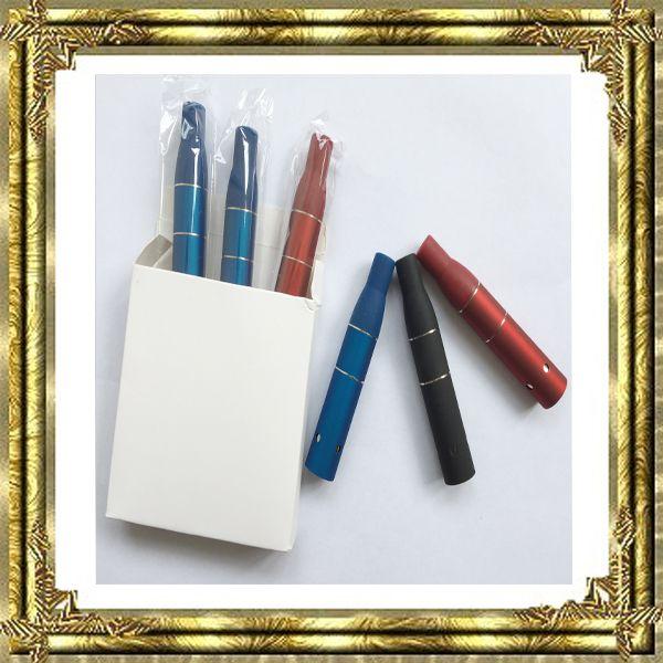AGO G5 분무기 Clearomizer 자아를위한 바람 증거 전자 담배 건조한 약 증발기 G5 펜 스타일 E cig for tobcco / Herb