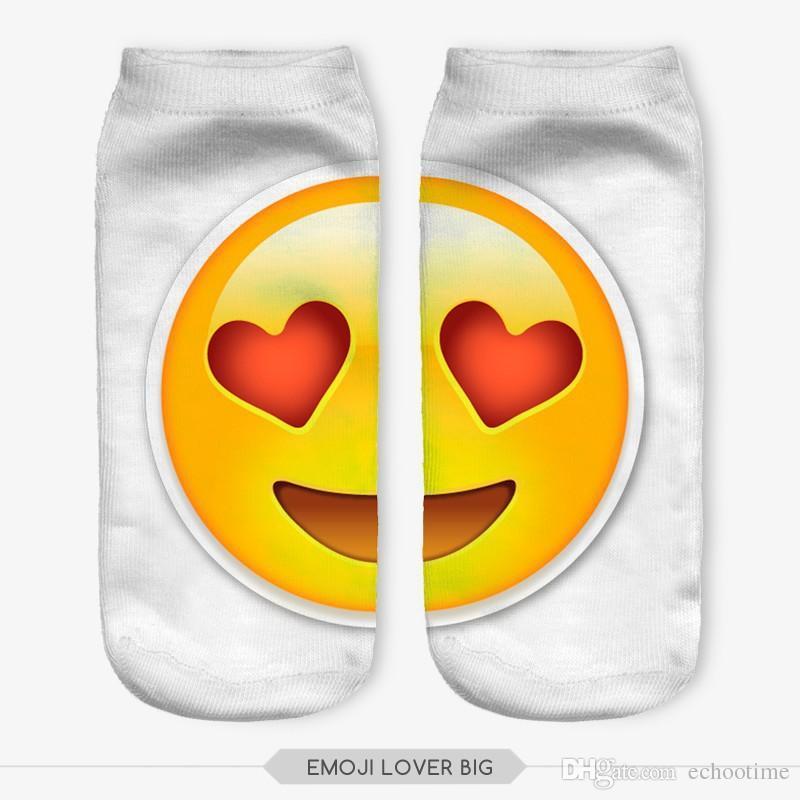 2017 hot sale Emoji Socks Ladies Sock Slippers Ankle Socks For Women Girls Autumn Winter cute Low Cut Socks