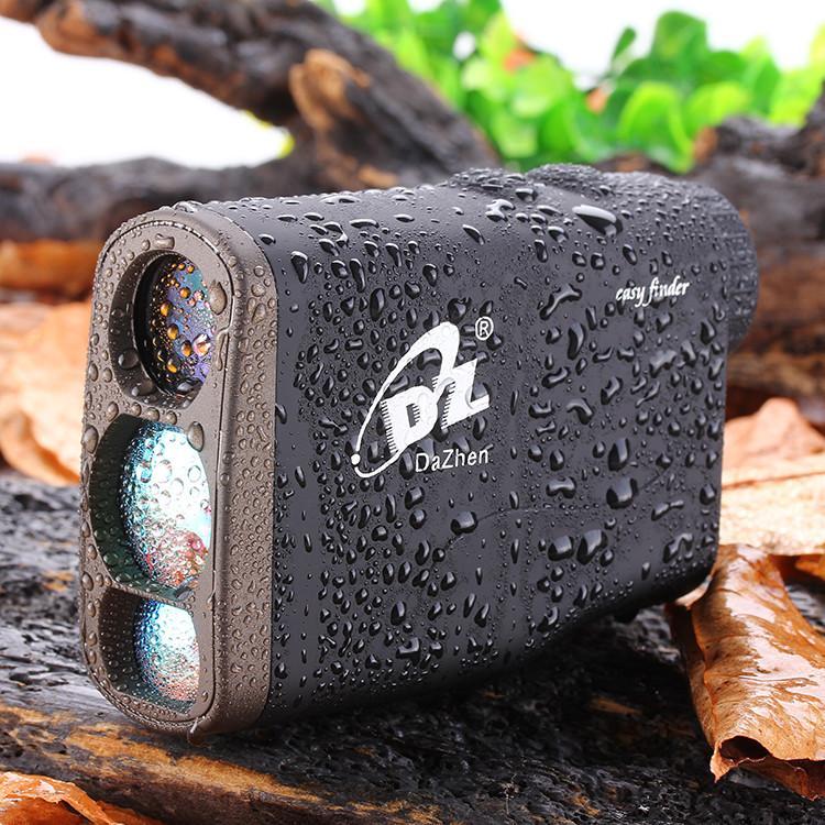 1000 Mt Wasserdichte Golf Laser entfernungsmesser Handheld Entfernungsmesser Geschwindigkeit Range finders mit Fahnenmast Sperre Funktion Fernrohre