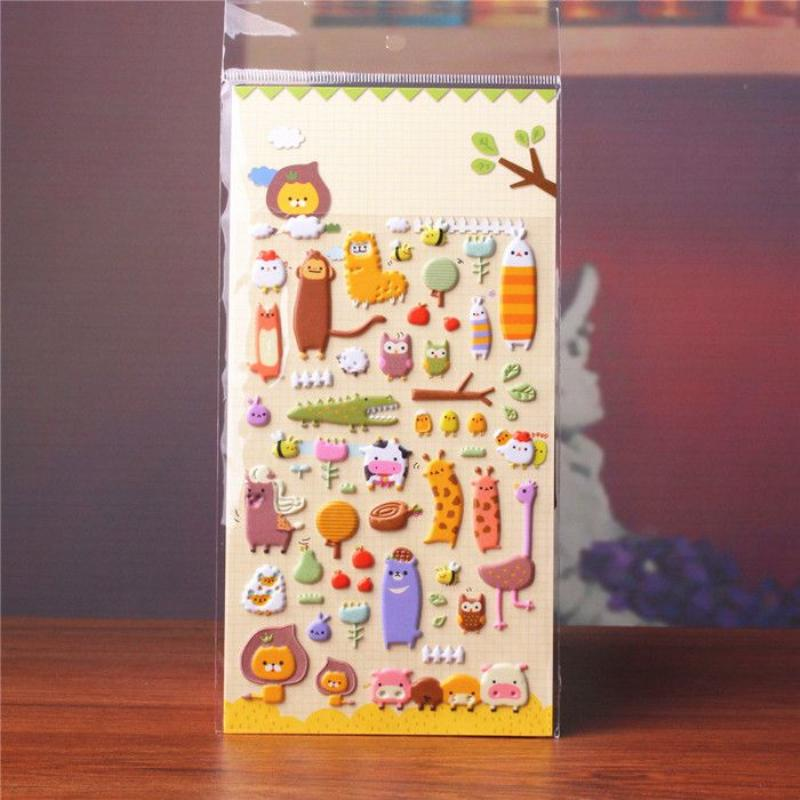 Online Cheap Wholesale Diy Cute Kawaii Cartoon 3d Sponge Bubble