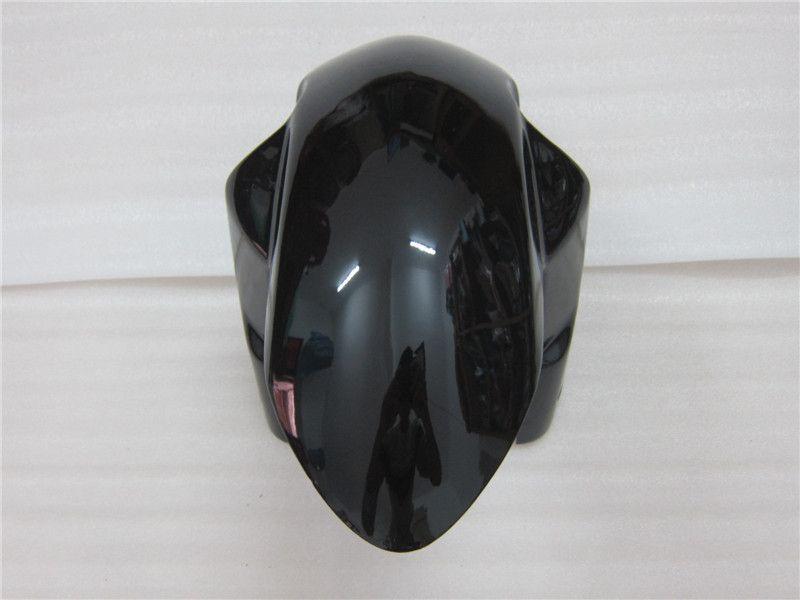 3 Geschenk Neue Hot ABS Motorradverkleidung Kits 100% Fit für Suzuki GSXR 600 750 K6 2006 2007 GSXR600 GSXR750 06 07 R600 R750 Schwarz