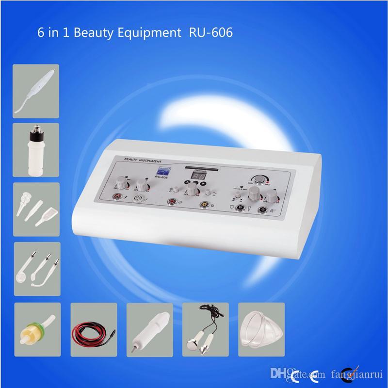 RU-606 équipement de beauté multifonctionnel lifting machine beauté soins de la peau épeautre cosmétique éplucheur diamant machine multifonctionnel beauté ap
