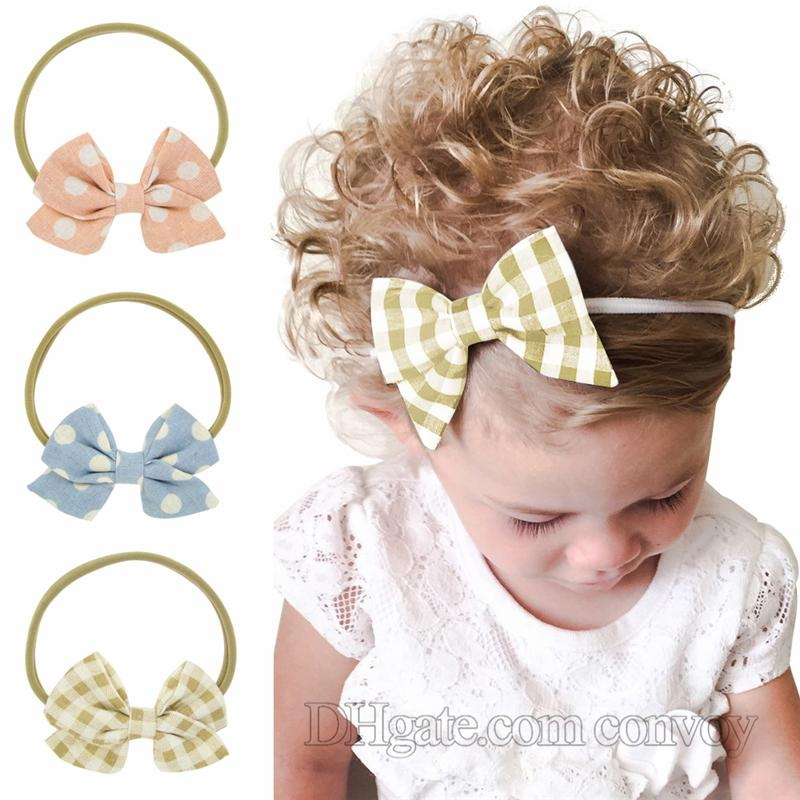Girl Hair Accessories 2 Pcs Girls Pearl Headband Elastic Hair Bands Girl Headbands Accesorios Para El Pelo Lovely Discounts Price Hair Accessories