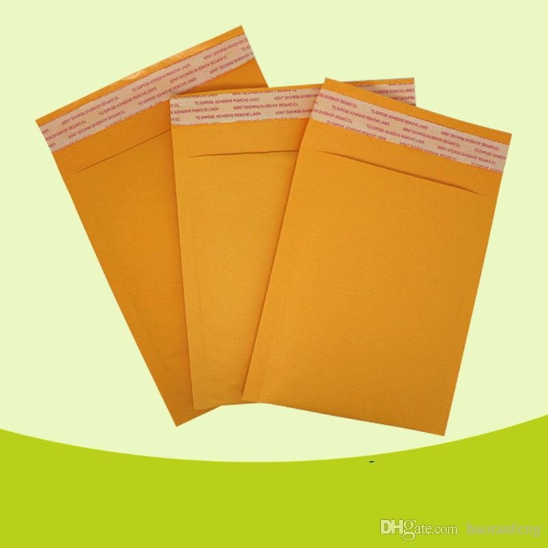 small bubble mailers. 2018 Mail Bags Small Kraft Bubble Mailers Padded Envelopes Externally Bag Packaing Protective Envelope From Haoranfeng, $0.48 | Dhgate.Com