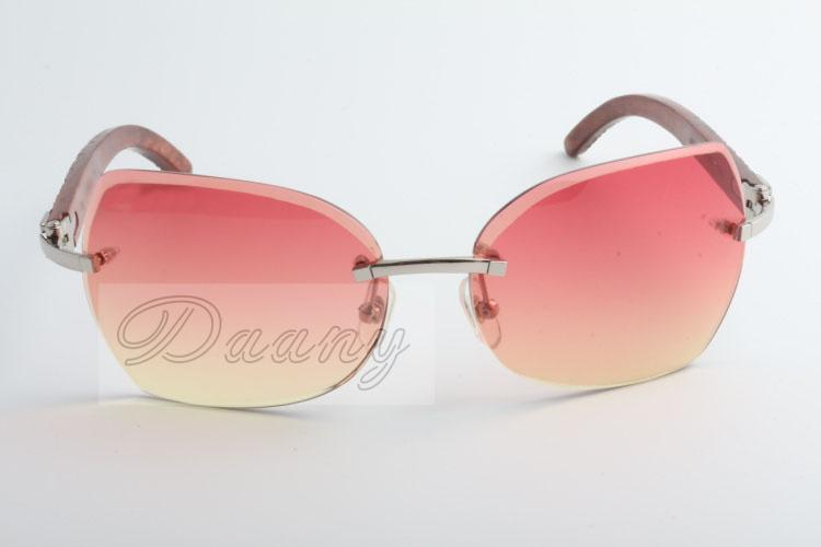 Sell new types of color lenses, 8300818 high quality sunglasses, stylish glasses, plaid, angles, glasses sizes: 60-18-135 mm