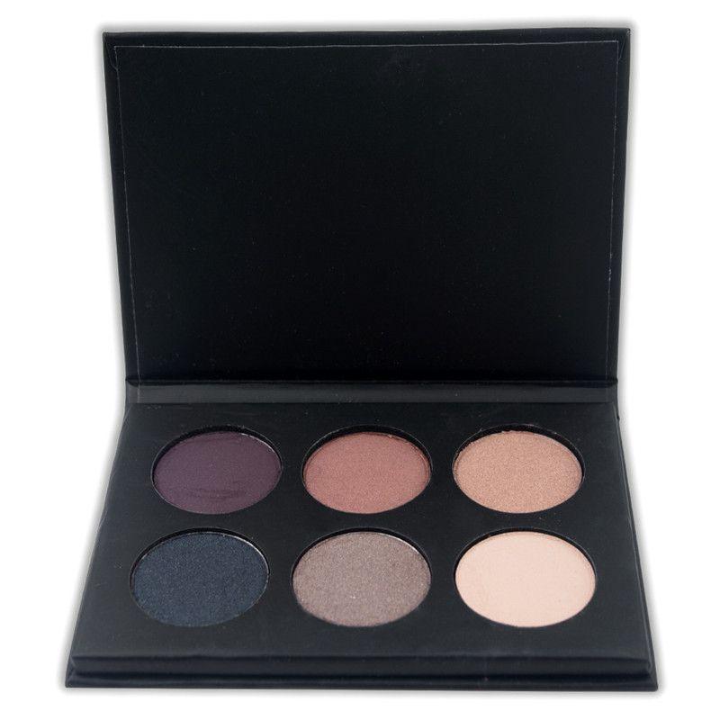 Hot NYX Beauty School Paleta de sombras de ojos es Dropout 101 Series NUDE Smokey Eye Shadow Palette DHL Free