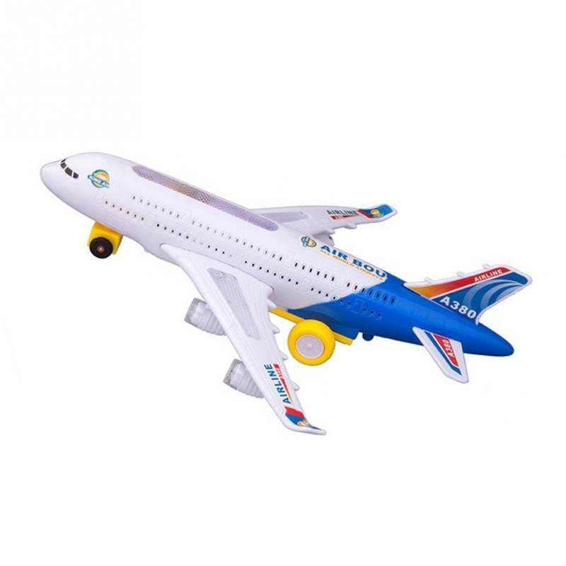 airplane moving flashing lights sounds kidsjpg